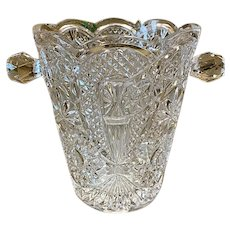 Bohemia Crystal Ice Bucket (Large)