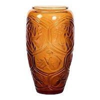 Lalique Vase 'Femmes Nues' Engraved Lalique