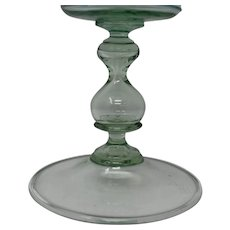 Vintage 1940s Murano Wine Glass