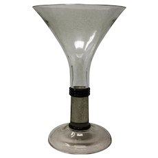 Vintage Centerpiece Murano Vase by Seguso