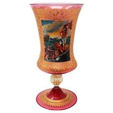 Begatti - Tintoretto Venetian Vase