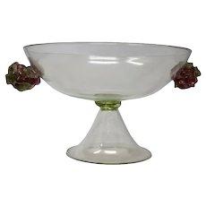 Vintage Murano Glass Centerpiece