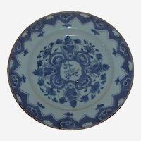 """Johanneum"" marked plate, Kangxi ( 1662 -1722 )"