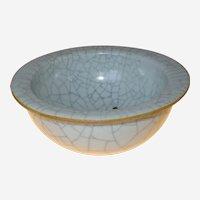 Ge-type bowl, Vintage around year 1970