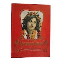 """Hawaiian Views"" 1913 Souvenir Picture Book"