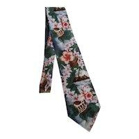 Vintage Hawaii Neck Tie