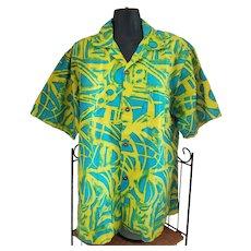 Evelyn Margolis Hawaii Aloha Shirt