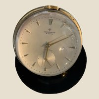 Rare Desk Ball Clock 17 Jewel Observator 8 day runs