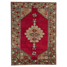 Anatolian Carpet Area Rug 160x220cm
