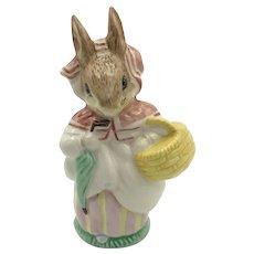 Beswick Mrs Rabbit Figurine