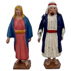 Britains Eastern Series Man and Wife