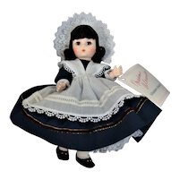 "8"" Madame Alexander Miniature Showcase France"