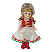 "8"" Madame Alexander Miniature Showcase Hungary"