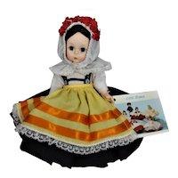 "8"" Madame Alexander Miniature Showcase Greece"