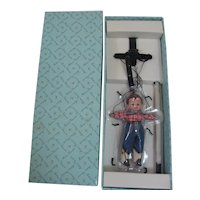 """Madame Alexander 8""""  Howdy Doody Marionette in Box, NRFB"""