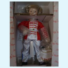 Danbury  Mint Shirley Temple, Poor Little Rich Girl, Dolls of the Silver Screen