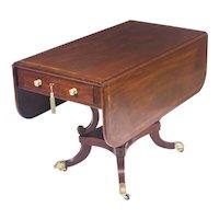 Antique Regency George III Pembroke Table c.1820