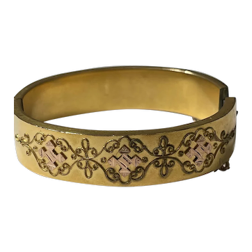 Victorian Bracelet Gold-filled