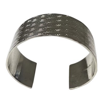 Tiffany & Co. 925 Sterling Silver Cuff