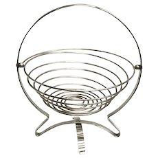 Modern Fruit Bowl Large Industrial Fruit Display Basket