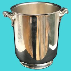 Christofle Champagne bucket Ormesson