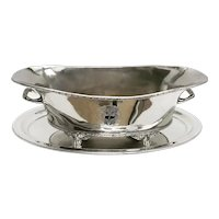 Jardiniere silver plated