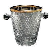 Champagne bucket Crystal Boheme