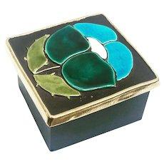 Box Mithé Espelt Vintage Square Ceramic