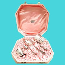New born Baby gift set Vintage