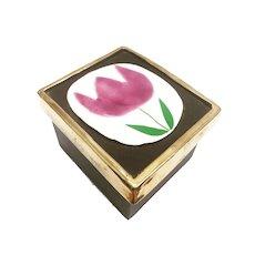 Mithé Espelt Box Vintage Square Ceramic