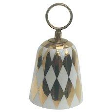 Fornasetti Original Porcelain table Bell