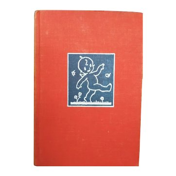 """Vintage Book: """"Complete Cheerful Cherub 1001 Verses"""" by Rebecca McCann.   Published by Covici Friede Publisher, NY 1942"""