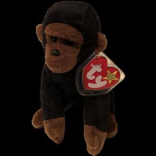 Congo retired rare ty bear