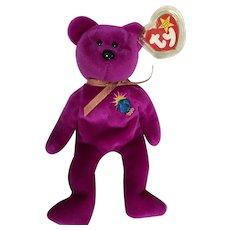 99 millennium bear Ty