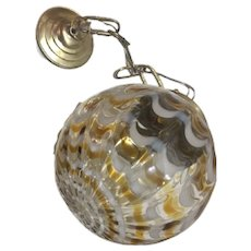Murano glass pendant lamp