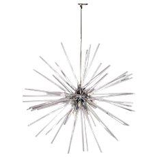Vintage 90s sputnik style pendant lamp