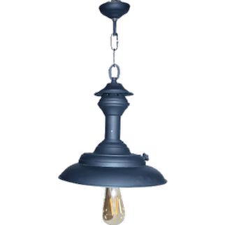 Nautical pendant lamp