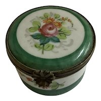 Early 1800's Rare Patch Box - Beautiful