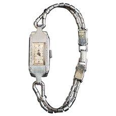 Vintage 17 Jewels Bulova ladies Wrist Watch