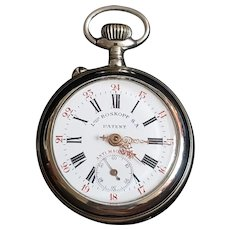 1906 Antique Roskopf Pocket Watch