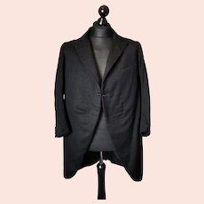 Vintage c1920s gents formal jacket