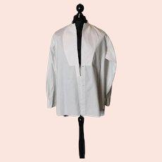 Vintage gents dress shirt, 1950s, Acko