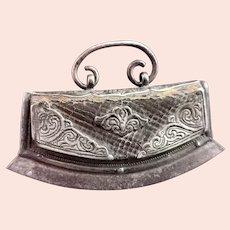 Antique Tibetan Flint pouch, Chuck Muck