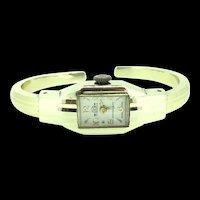 BULER Wristwatch Swiss Made 17 Jewels Mechanical Wind Up Keeps Time