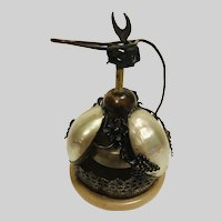 Victorian Counter Bell