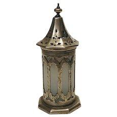 Victorian Pepper Pot Shaker