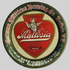 Maltosia Tip Tray German-American