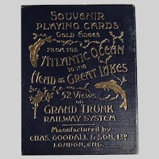 Grand Trunk Playing Cards