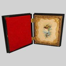 Victorian Thermoplastic Valentine