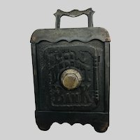 Antique Coin Deposit Toy Bank